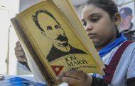 Digno homenaje a Martí