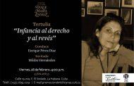 Infancia al derecho y al revés con Mildre Hernández