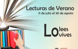Lecturas de Verano: Lo lees, lo vives