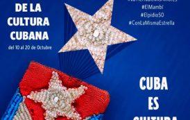 ¿Cómo celebró Cuba su Jornada de la Cultura?