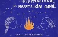 Narradores orales de Cuba e Hispanoamérica confluyen en ChileCuentos