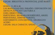 Jornada Literaria Guillermo Vidal 2020: Homenaje necesario