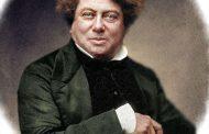 Alexander Dumas en su muerte