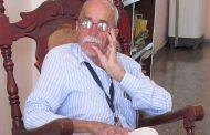 Félix Contreras: la poesía va conmigo como sombra