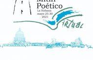 Por Cuba otra vez, la Poesía