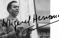 Ejercicio 57: Vaivenes de metro y rima: tradición y ruptura en la poesía de Miguel Hernández (I)