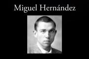 Ejercicio 60. Vaivenes de metro y rima: tradición y ruptura en la poesía de Miguel Hernández (IV)